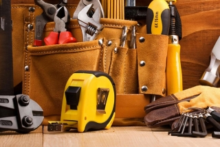 Construction instruments and equipment
