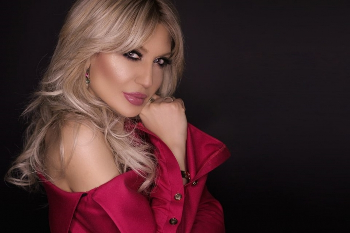 Best makeup artist in Armenia - Aga Kankanyan