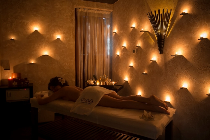 Best SPA of Armenia - Gold's SPA