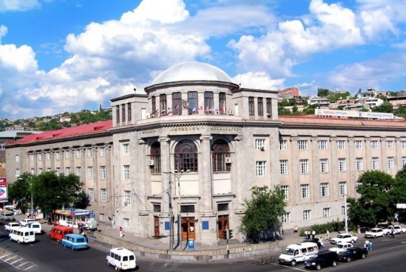 Yerevan State Medical University after Mkhitar Heratsi