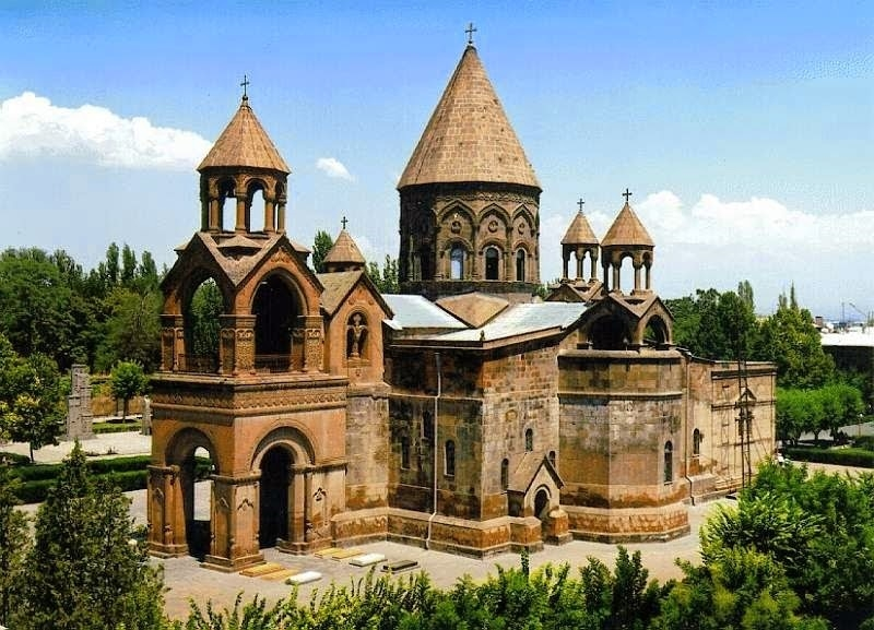 Mother Cathedral of Vagharshapat
