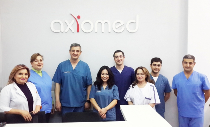 Best traumatological rehabilitation clinic of Armenia - AXIOMED