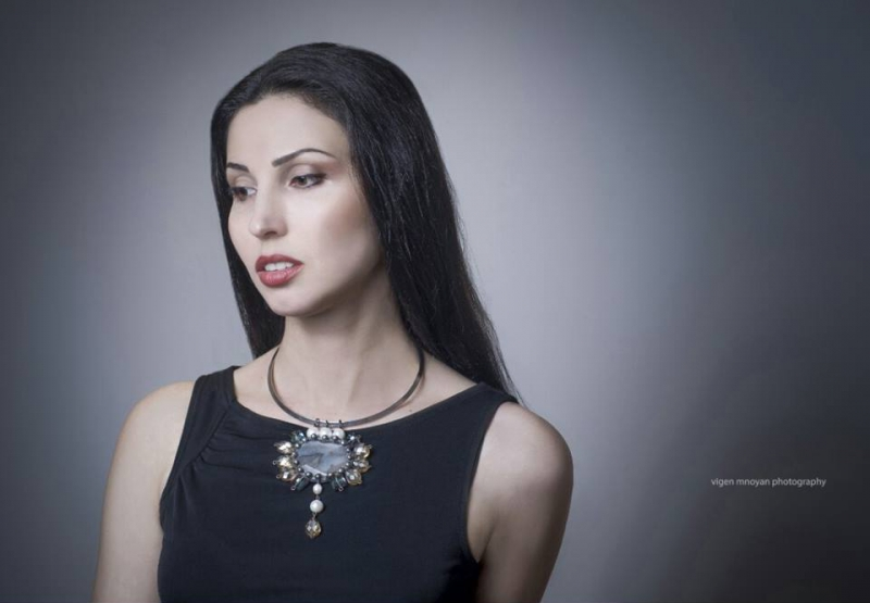 Best jewellery artists of Armenia - Lilit Avetyan