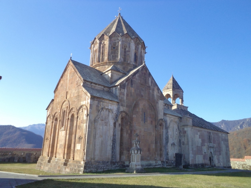 "Gandzasar Monastery: ""A Pearl of Architectural Art"""