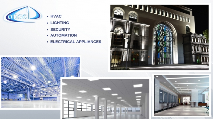Best lighting companies in Armenia - CONSEL
