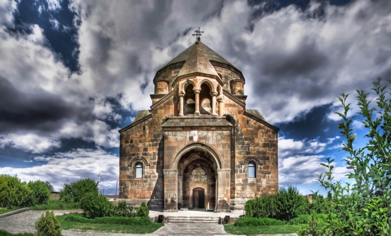 Hripsime Church of Vagharshapat