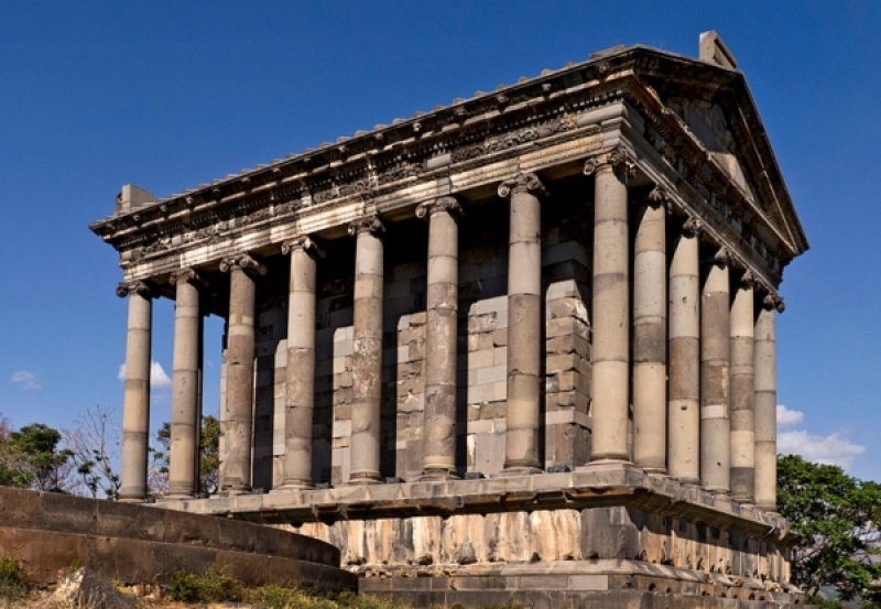 The Garni Temple: The Only Pagan Temple in Caucasus