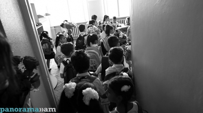 Over 600 Syrian-Armenian pupils attend Armenian schools